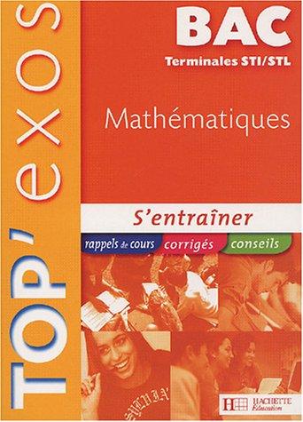 Mathématiques : Terminales STI/STL