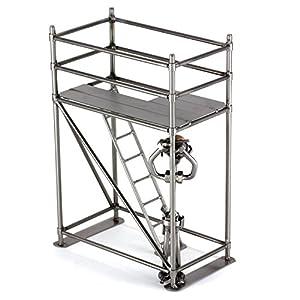 Steelman24 I Constructor De Andamios I Made in Germany I Idea para Regalo I Figura de metalo
