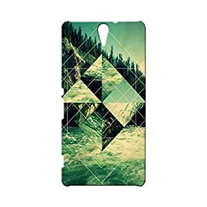 BLUEDIO Designer Printed Back case cover for Sony Xperia C5 - G7005