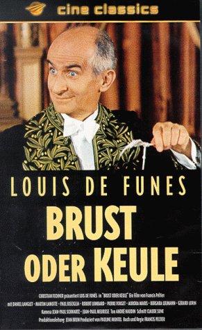 Bild von Brust oder Keule - Louis de Funes [VHS]