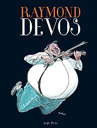 Raymond Devos par Fred Bernard