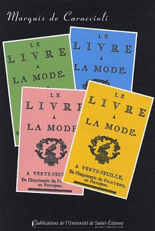 Le livre à la mode : Suivi du Livre des quatre couleurs par Anne Richardot