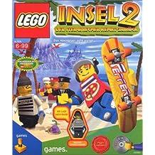 Lego Insel 2. CD- ROM für Windows ab 95. Der Steinbrecher kehrt zurück. Alter: 6 - 99