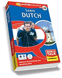 World Talk Dutch: Improve Your Listening and Speaking Skills - Intermediate (PC/Mac)