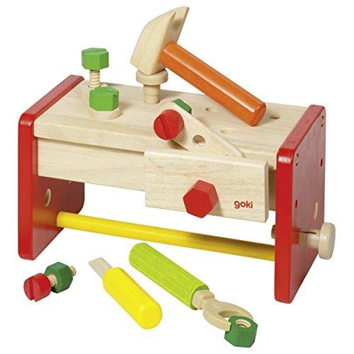 Werkzeugbank / Hämmern, schrauben, drehen - alles, was ein Heimwerker können muss. Einfach...