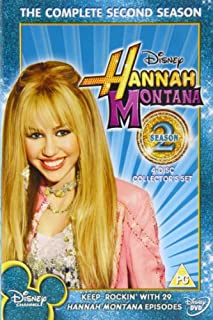Hannah Montana: The Complete Second Season (4-Disc Collector's Set) [Season 2] [DVD] [PAL] [UK] (B005MO726E) | Amazon price tracker / tracking, Amazon price history charts, Amazon price watches, Amazon price drop alerts