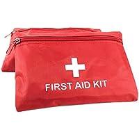 Preisvergleich für Leezo Mini Leere Erste-Hilfe-kit Tasche Wasserdichte Notfall Medical Organizer Tasche für Home Office Arbeitsplatz...