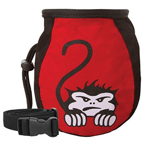 Mad Rock Kids Chalk Bag (Red Monkey)