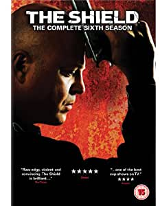 The Shield - Season 6 [DVD]