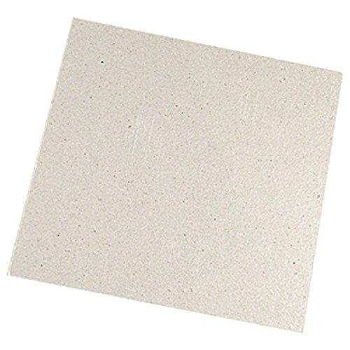 Placa de mica - SODIAL(R)2x Salida de microondas Microondas 11 x 12cm Reemplazo Placa de mica