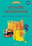 Histoire-Géographie CM1 - Collection Citadelle - Cahier élève - Ed. 2016