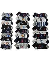 10 Stück Jungen Sneaker Socken Größe 27-39 Alle Preise inkl. gesetzlicher Mehrwertsteuer