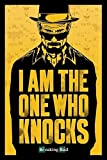 Breaking Bad - I Am The One Who Knocks Laminiertes Plakat (60,96 x 91,44 cm)