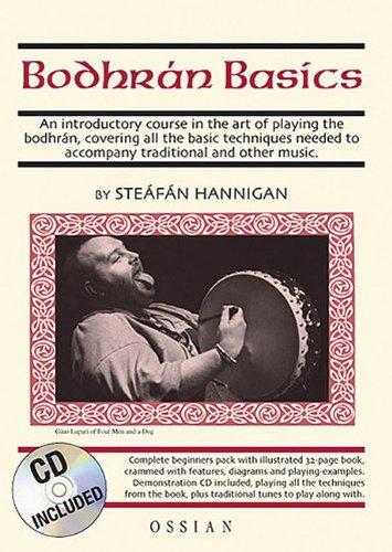 Bodhrán Basics (Book/CD). Para Percusión, Percussion