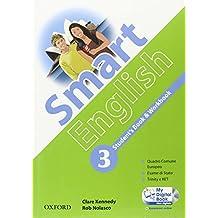 Smart English. Student's book-Workbook-My digital book. Per la Scuola media. Con CD-ROM. Con espansione online: 3
