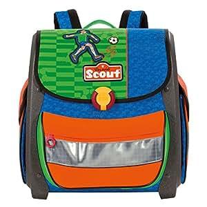 Scout Sac à dos enfants, vert (Multicolore) - 49200198800