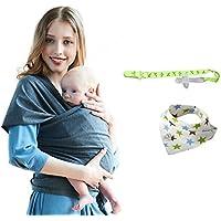 ead22a9b13af Écharpe de Portage Bébé Sling Été Tissu de coton complet bébé de haute  qualité ...