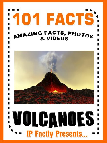 Descargar Epub Gratis 101 Facts… Volcanoes! Volcano Book for Kids - Amazing Facts, Photos and Videos! (101 Earth Facts for Kids)