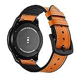 Correa Samsung Gear S3 Frontier Cuero, Aottom Correas Reloj Samsung Gear S3 Classic, Correa Galaxy...