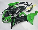 Verkleidungs-Set für Kawasaki Ninja 636 ZX636 13 14 15 ZX6R 2013-2015 ZX 6R ZX-6R Motorrad-Ersatzteile (Spritzguss)