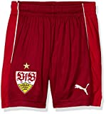 Puma Kinder Hose VfB Stuttgart Replica Shorts, Team Regal Red, 152, 750263 02