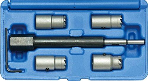 Preisvergleich Produktbild BGS Injektoren Dichtsitz-Fräser-Set für CDI Motoren,  5-teilig,  62605