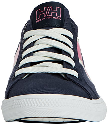 Helly Hansen Berg Viking Low, Sneakers Basses Femme Bleu (navy)