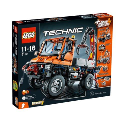Imagen principal de LEGO TECHNIC 8110 Mercedes-Benz Unimog U400