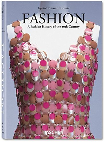 Kostüm Buch Stil Comic - Fashion. Eine Geschichte der Mode im 20. Jahrhundert