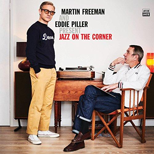 Martin Freeman and Eddie Pille...