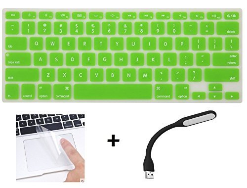Go Crazzy Crystal Guard Tpu Soft Silicone Keyboard Case Cover For Apple Macbook Air 13
