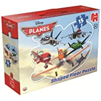 Disney Planes Shaped Floor Jigsaw Puzzle (15 Pieces) by Disney Planes