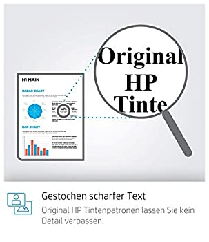 Hp 302xl Farbe Original Druckerpatrone Mit Hoher Reichweite Für Hp Deskjet, Hp Envy, Hp Officejet 5