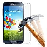 PLT24® 9H Hartglas / Panzerglas für Samsung Galaxy S4 / Displayschutzglas / Tempered Glass / Panzer Glas Display Schutz Folie / Schutzglas / Echte Glas / Verbundenglas / Glasfolie