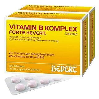 Vitamin B Komplex forte H 200 stk