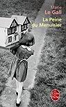 La Peine du menuisier (pll) par Le Gall