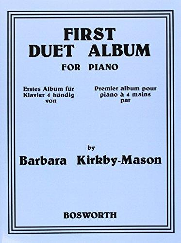 Barbara Kirkby-Mason: First Duet Album For Piano par Barbar Kirkby-Mason