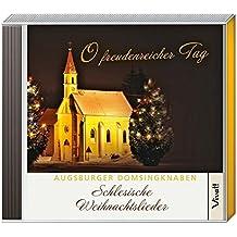 CD O freudenreicher Tag: Schlesische Weihnachtslieder
