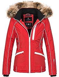 4618cfdde4a8 Suchergebnis auf Amazon.de für  Rote Jacke - Navahoo   Damen  Bekleidung