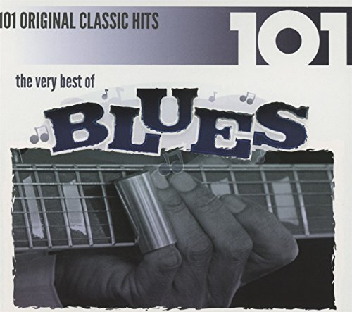 101the-very-best-of-blues-import-anglais