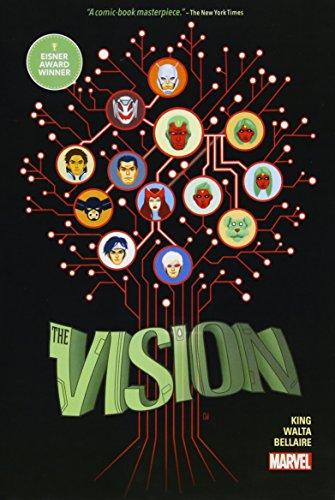 Vision (The Vision) por Tom King