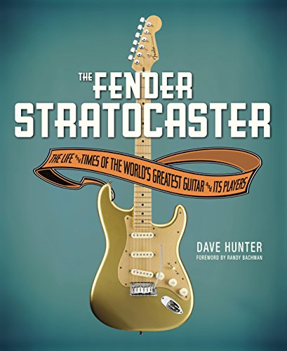 Fender Stratocaster: The Life & Times of the World's Greatest Guitar & Its Players Offset-turner