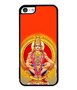 PrintVisa Designer Back Case Cover for Apple iPhone 5c (South Indian God Spiritual Bhagwan Murugan kartikaswami)