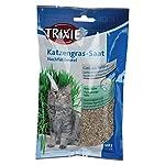 Trixie Cat Grass (100 g) (Multicoloured) 2