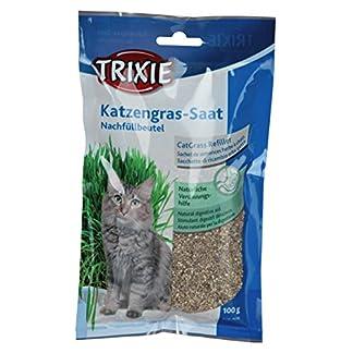 Trixie Cat Grass (100 g) (Multicoloured) 8