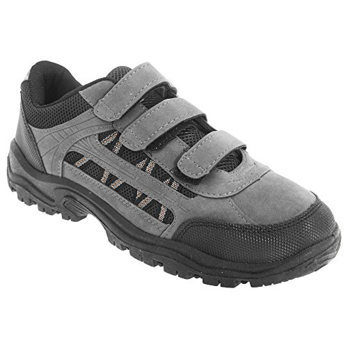 dek-mens-ascend-triple-touch-fastening-trek-hiking-trail-shoes-9-uk-grey-black