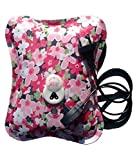 ShopelevenHealthcare Electric Warm Heating Pad (ASSORTED DESIGN & COLOR)