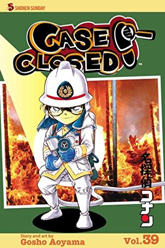 Case Closed Volume 39