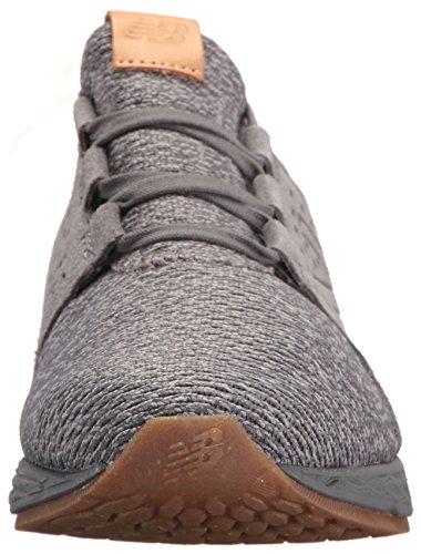 New Balance Fresh Foam Cruz, Scarpe Sportive Indoor Donna Grigio (Grey)