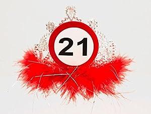 CREATIVE Diadema señal de límite de Velocidad - 21 años